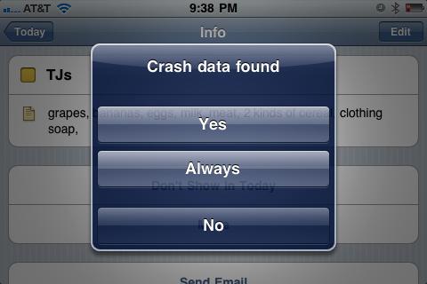 Things-crash-data-landscape